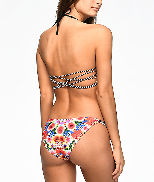 Damsel Secret Garden Cheeky Hipster Bikini Bottom