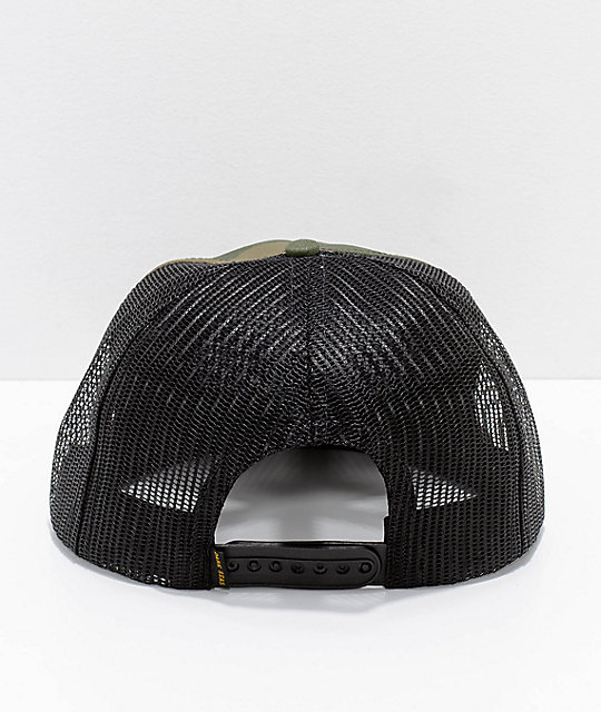 Dark Seas Duane Camo Trucker Hat