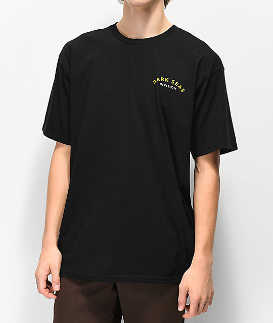 Dark Seas Headmaster Black T-Shirt