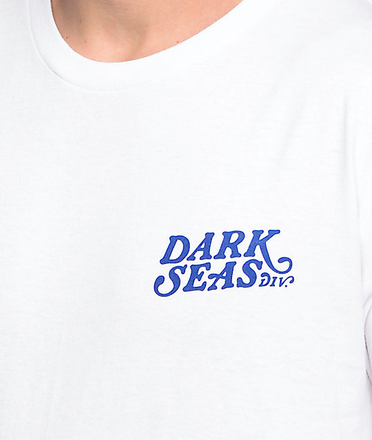 Dark Seas Independence White T-Shirt