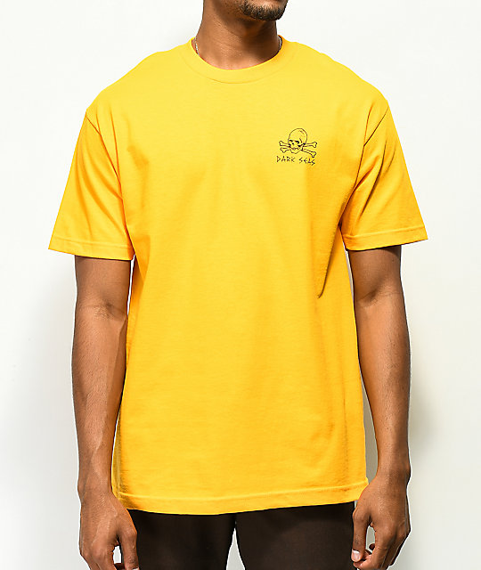 Dark Seas Last Trip Gold T-Shirt