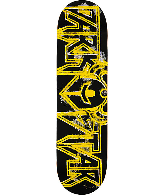 "Darkstar Decay 8.25""  Standard Lay Up Skateboard Deck"