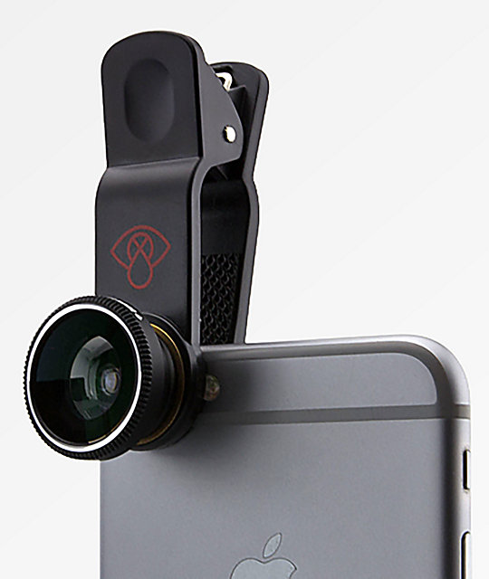 Death Lens Clip On Wide Angle Lens