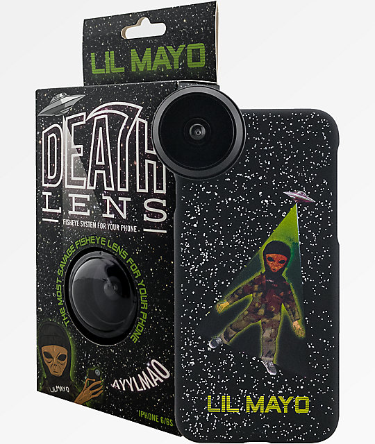 Death Lens Lil Mayo iPhone 6 & 6S Fisheye Lens