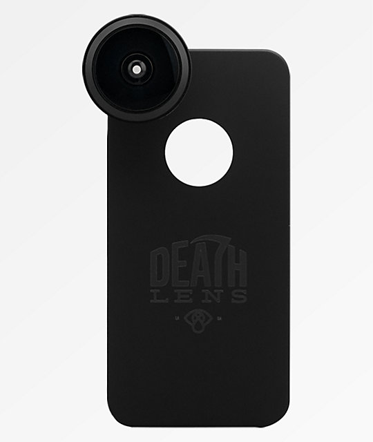 Death Lens lente ojo de pez para iPhone 7