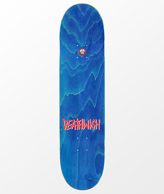 "Deathwish Foy Big Boy Trophy 8.0"" tabla de skate"