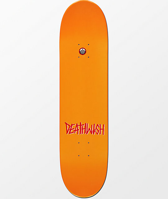 "Deathwish Kirby Gang Name 8.0"" Skateboard Deck"