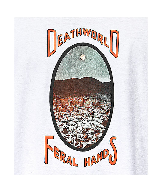 Deathworld Eternal White T-Shirt