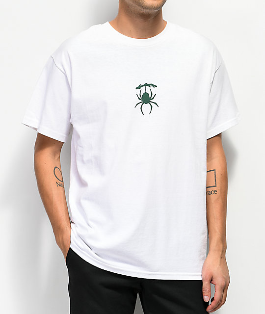Deathworld Viridans White T-Shirt