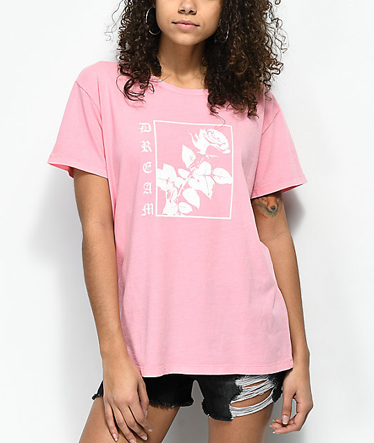 Desert Dreamer Dream Team Pink T-Shirt