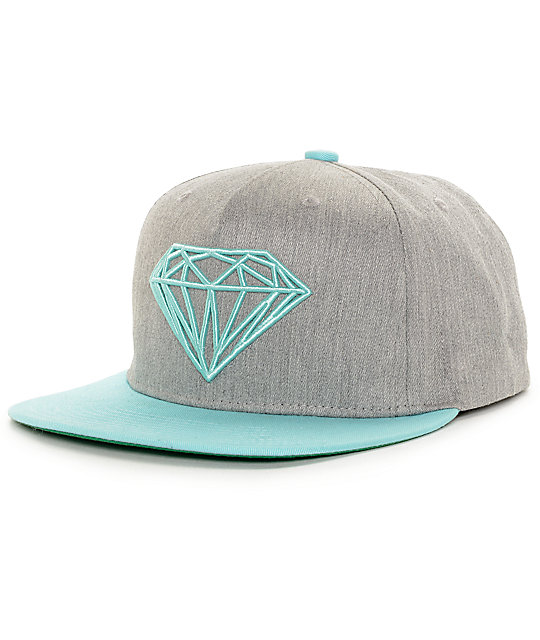 4ef32da85 Diamond Supply Co Brilliant Snapback Hat