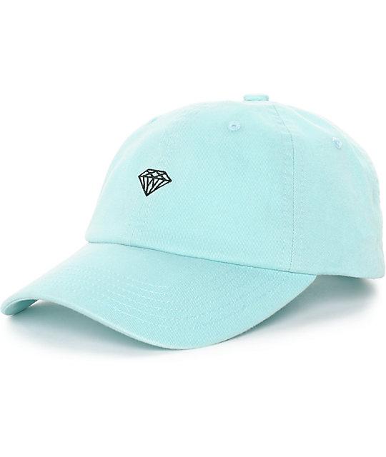 Diamond Supply Co Dad Baseball Hat  5ece832a931