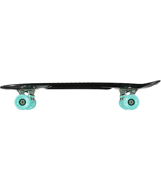 "Diamond Supply Co Diamond Life Black 24""  Cruiser Complete"