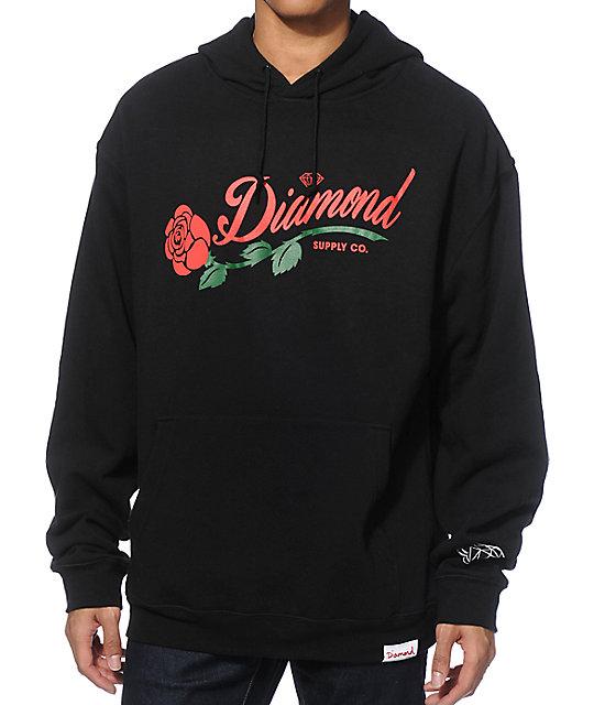 Zumiez Sudadera Supply Rosa Co La Diamond hombre xAYP0wAz