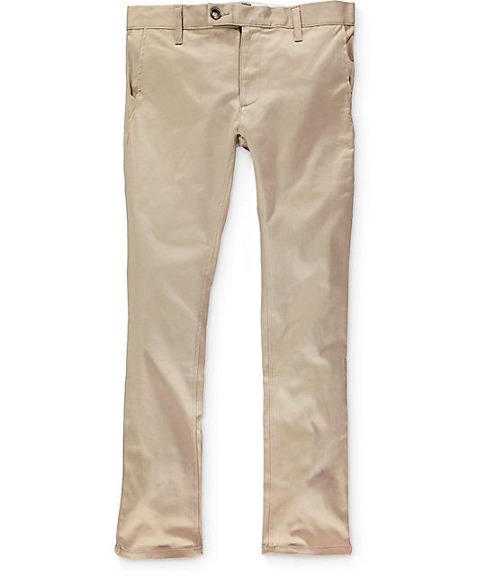 77a1a8b2da6ffa Diamond Supply Co Mined Slim Fit Chino Pants | Zumiez