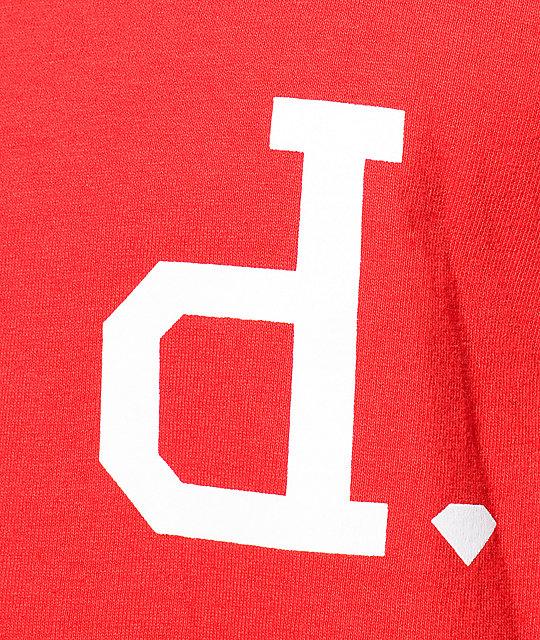 d8e2708c539813 ... Diamond Supply Co Un-Polo Red Tank Top