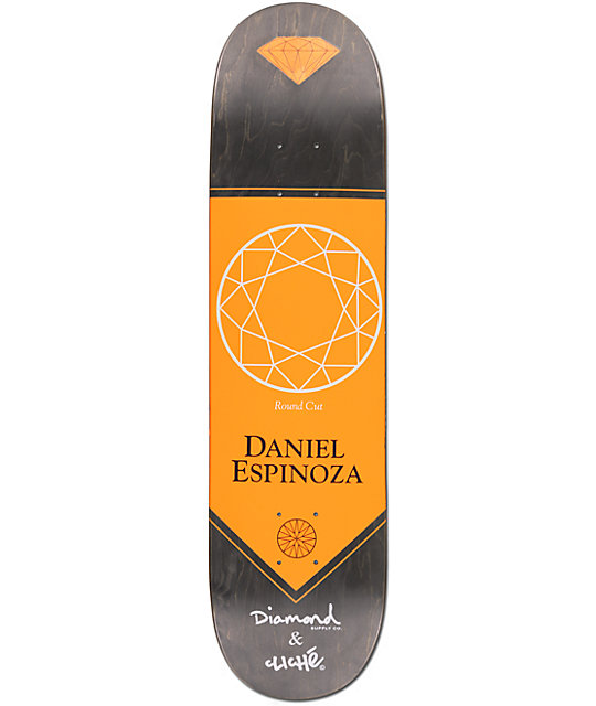 "Diamond Supply Co x Cliche Espinoza 7.9""  Skateboard Deck"