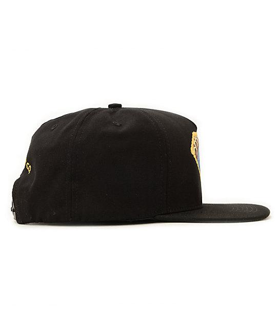 1a574f47545 Arabic Mary Snapback Hat  Diamond Supply Co. Arabic Mary Snapback Hat