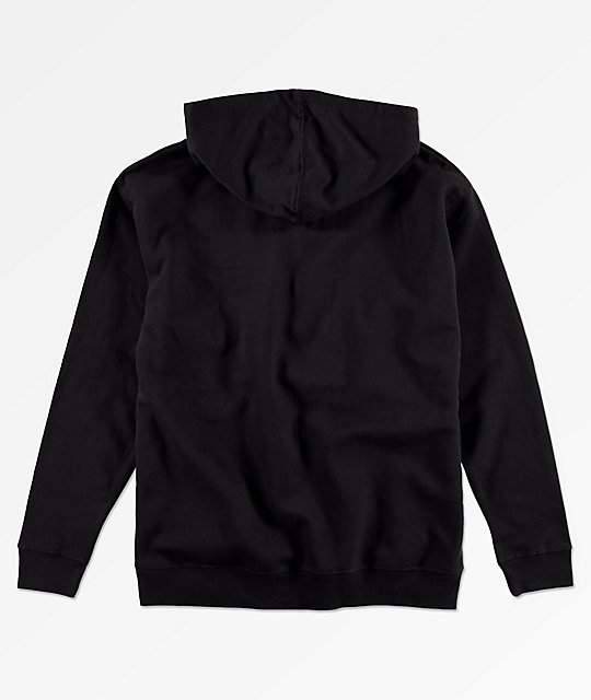Diamond Supply Co. Boys Snake Black Hoodie