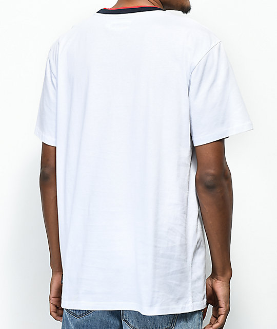 Diamond Supply Co. Fordham White T-Shirt