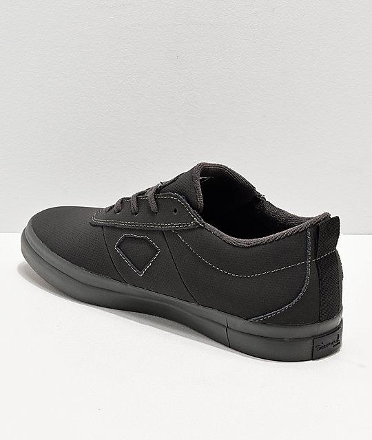 skate Nubuck Icon Nubuck Diamond negros Co zapatos skate de Supply Icon  zapatos de negros  Bwq7R7zZ 68b3b947f6e7