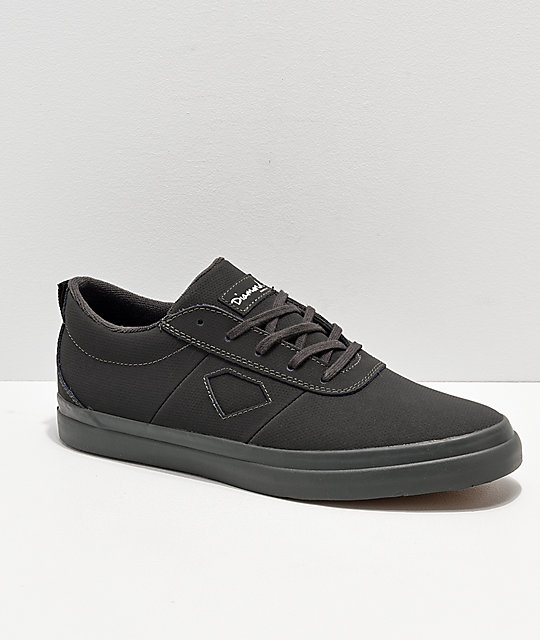 Icon Supply Co de skate Nubuck negros Diamond zapatos RHEq1d4Ew