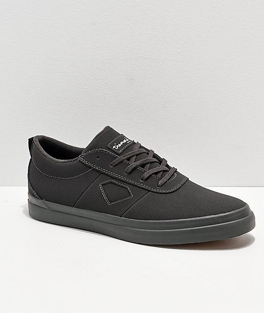 Icon Co negros Nubuck Supply skate de zapatos Diamond vRqFxE5wnT