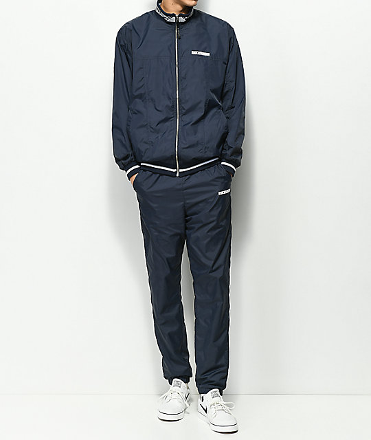 Diamond Supply Co. Marquise Navy Track Pants