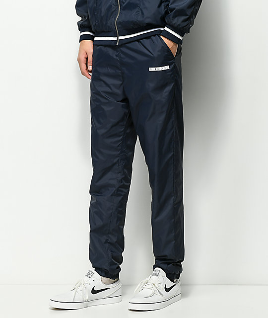 Diamond Supply Co. Marquise pantalones de chándal en azul marino