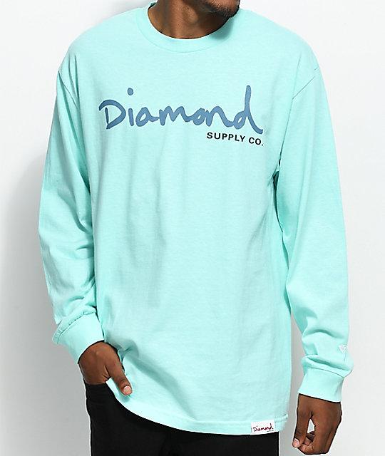 OG Script Shorts In Blue - Blue Diamond Supply Company JKEwUmnJ