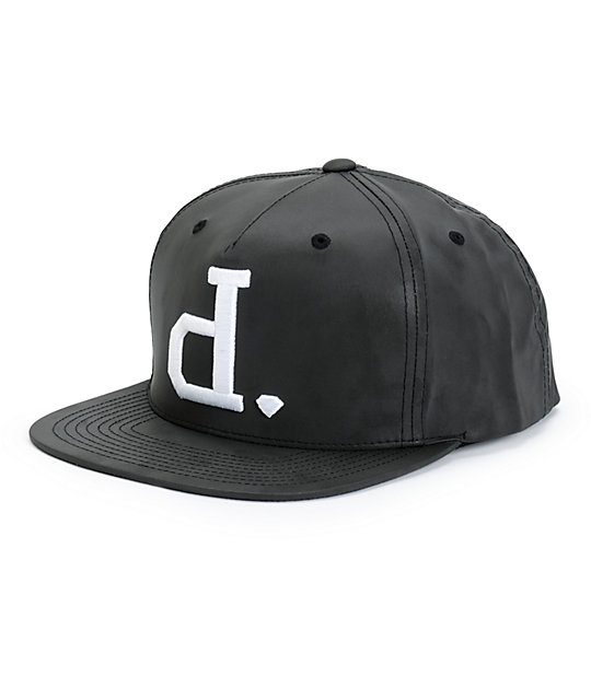 a75da1f27c4cb Diamond Supply Co. Un Polo Reflective Snapback Hat