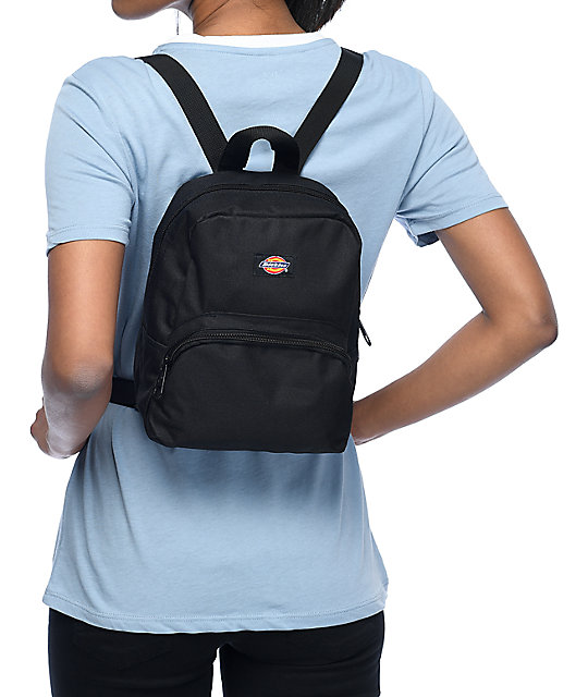 46e42bd923 ... Dickies Black Mini Backpack ...