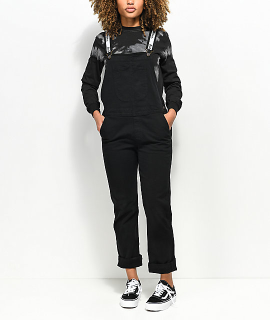 Dickies Black Overalls