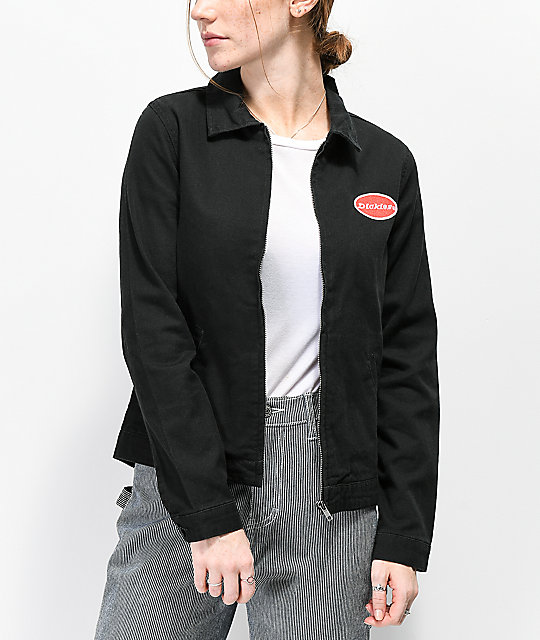 Dickies Eisenhower Black Jacket