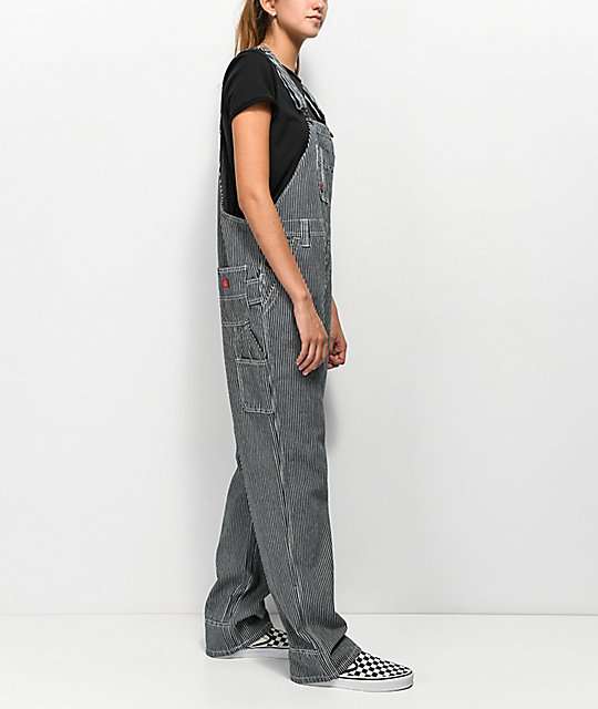 Dickies Hickory Stripe Overalls