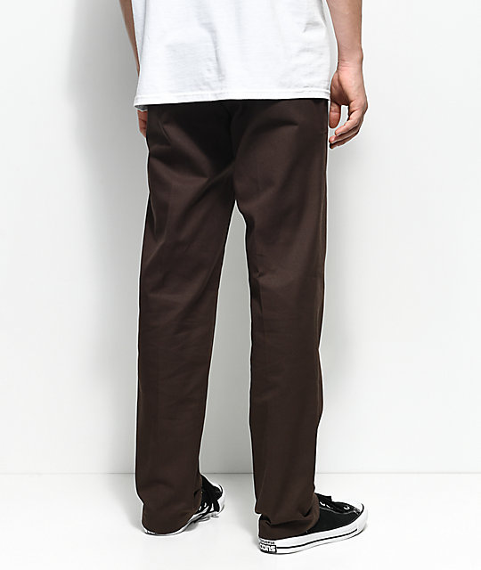 Dickies Industrial Work Brown Pants