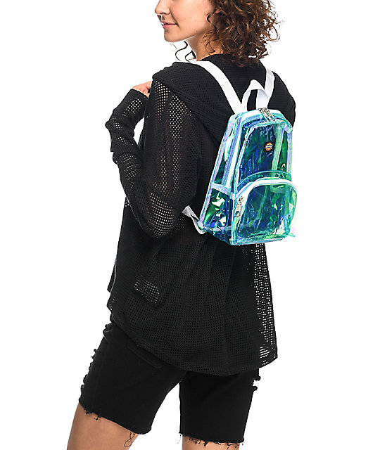8d04dfc2fdc Dickies Iridescent Festival Mini Backpack   Zumiez