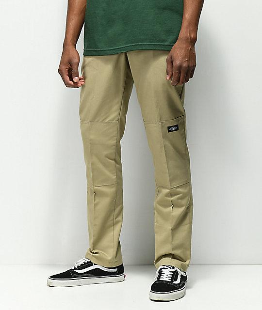 Dickies Khaki Pantalones para Hombre