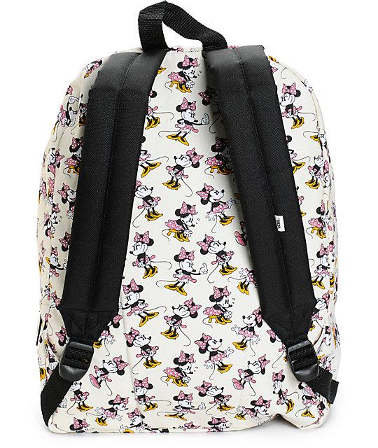 Disney X Vans Minnie Mouse mochila