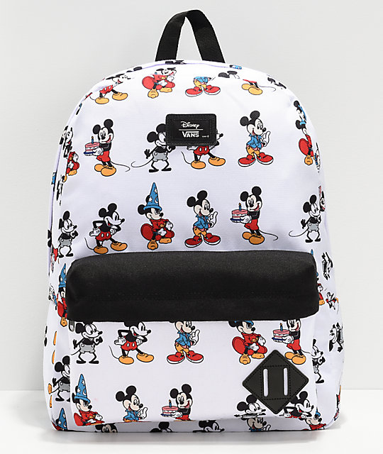 d0e0080d05e Disney by Vans Mickey Ages Old Skool II Backpack