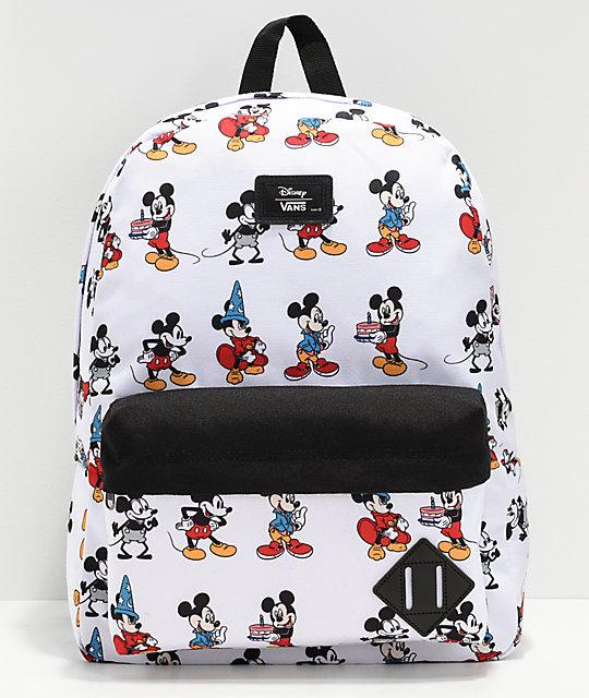 9e0ec99949 Disney by Vans Mickey Ages Old Skool II Backpack