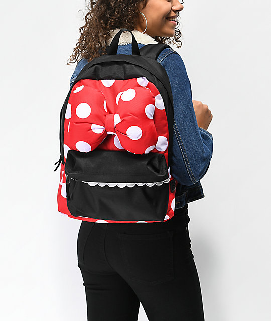 c6d29fb408d ... Disney by Vans Minnie Realm Backpack ...