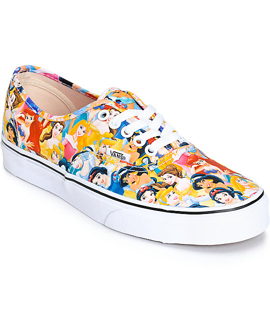 disney vans shoes adult