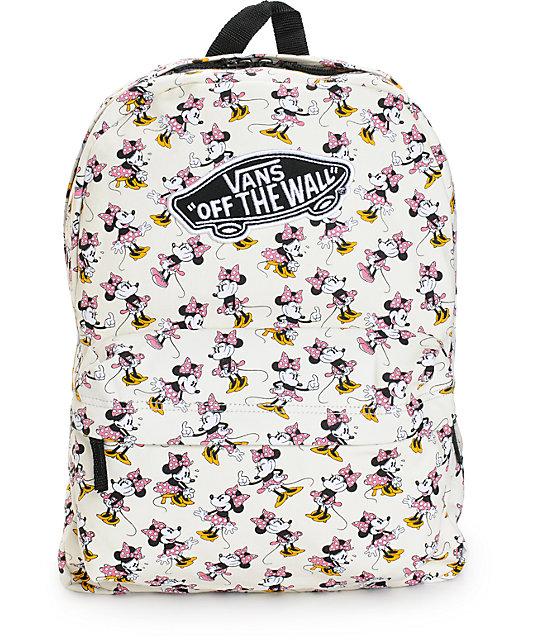 8695d4a89b2 Disney x Vans Minnie Mouse Backpack