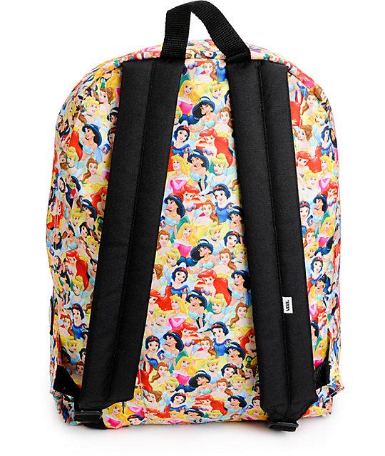 6ccddf2dd5ae8c ... Disney x Vans Multi Princess Backpack ...