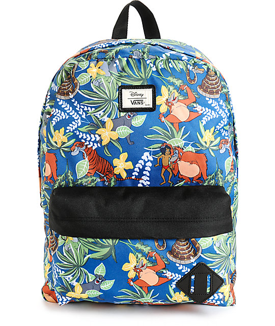 Disney x Vans Old Skool II The Jungle Book Backpack  13beda1ea835e