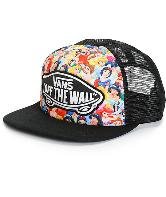Disney x Vans Princess Trucker Hat  d81c9088d3b