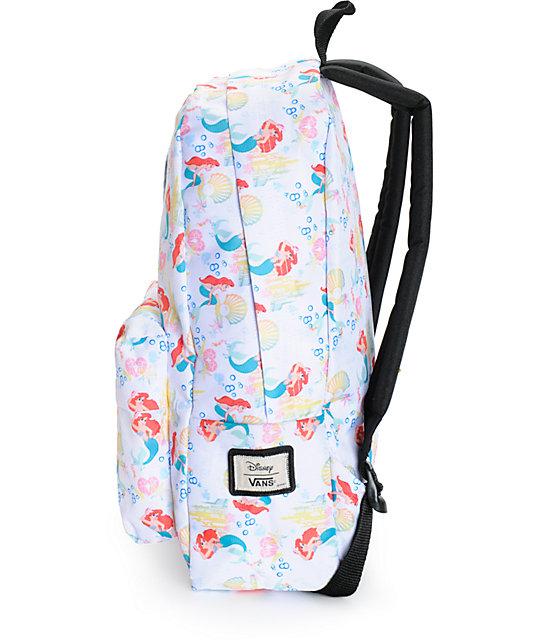 b39e7a8a2e0 ... Disney x Vans The Little Mermaid Backpack ...