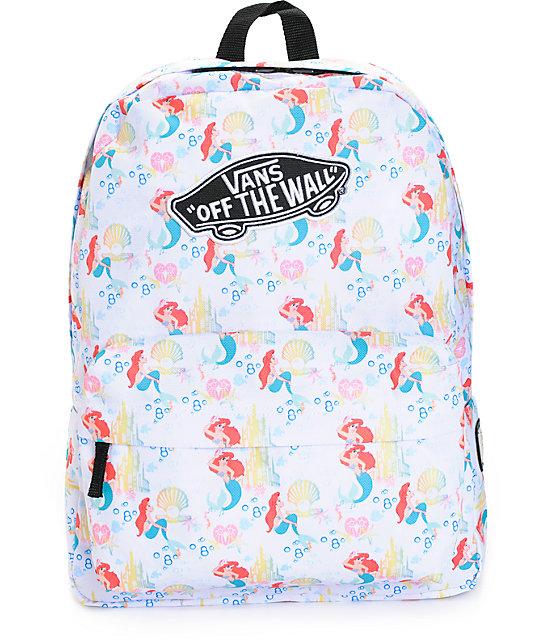 Disney x Vans The Little Mermaid Backpack