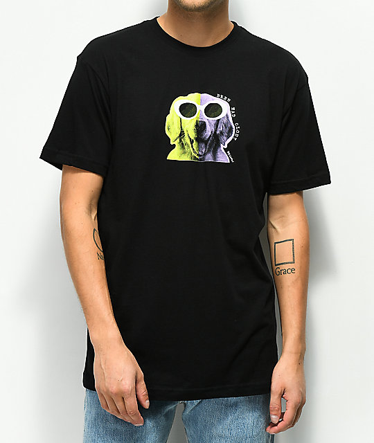 Dog Limited Clout camiseta negra